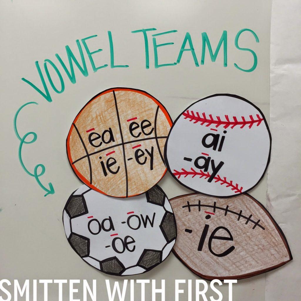 More Vowel Team Freebies