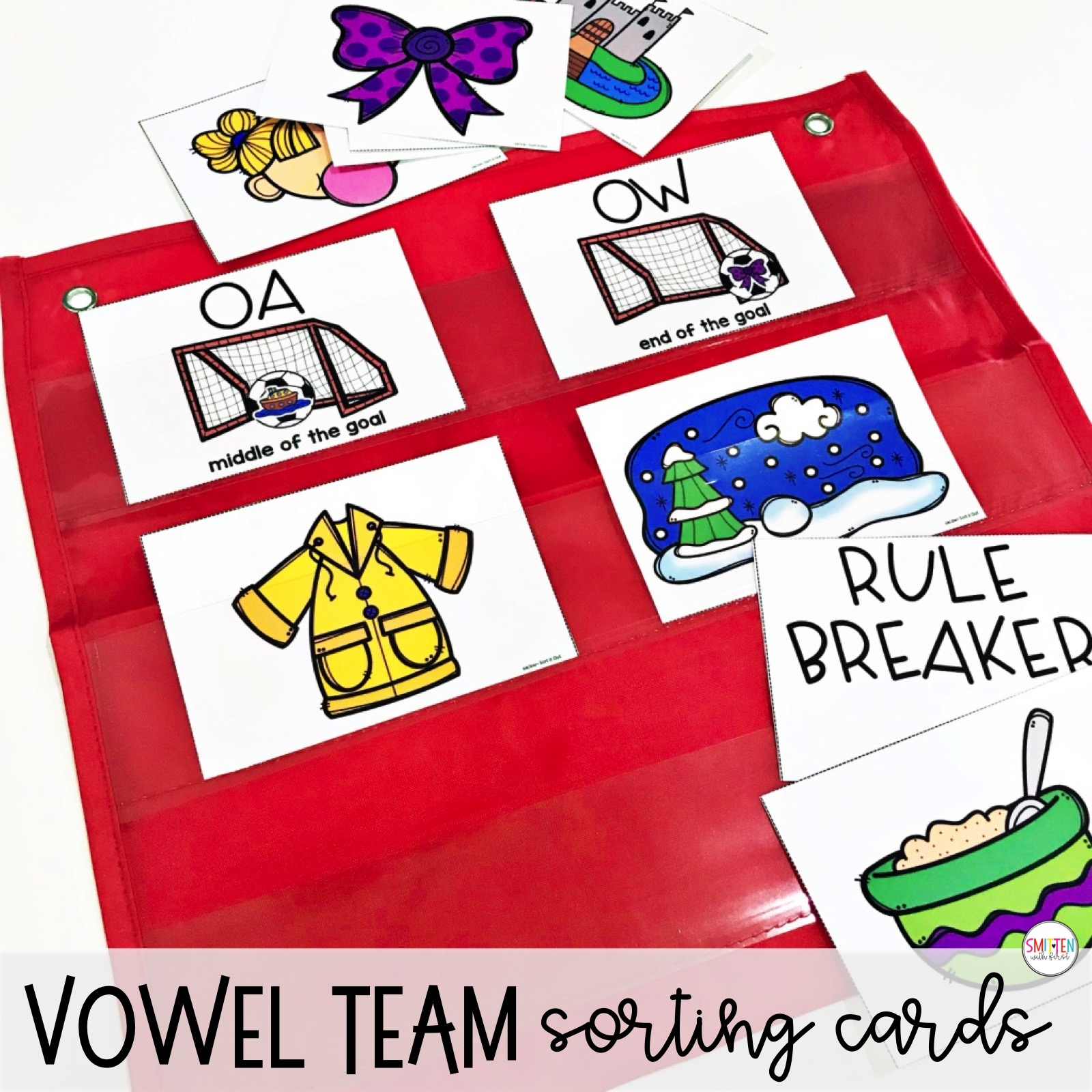 Long O Vowel Teams Oa Ow Phonics Activities And Games