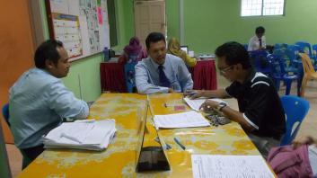 PK KOKO bersama wakil dari PPD