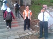 PK HEM & Cg Oh sambut pelajar datang