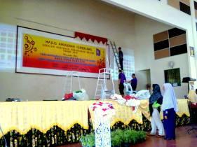 Raptai Hari Anugerah 2013