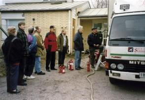 Pajalahtisammuttimientarkastus19.4.1997SMK