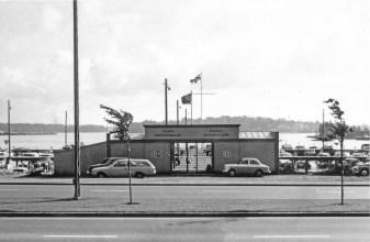 Pohjoisranta klubitalo n 1965 (SMK)