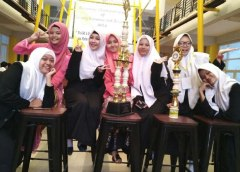 SMK IKIP SURABAYA JUARA I YOUNG MARKETING COMPETITION