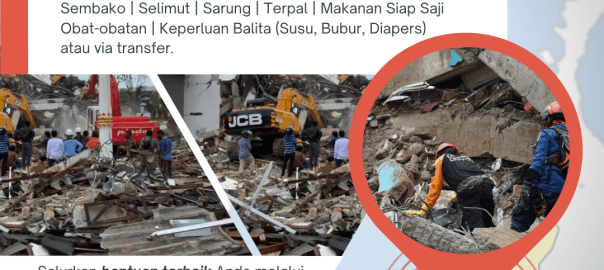 Peduli Gempa Sulbar