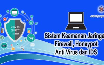 SISTEM KEAMANAN JARINGAN (Administrasi Sistem Jaringan dan Administrasi Infrastruktur Jaringan SMK TKJ)