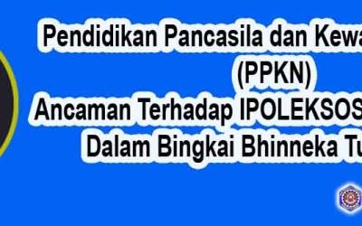 Pendidikan Pancasila dan Kewarganegaraan (PPKN) SMK Kelas XI