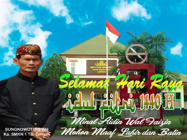 Selamat Hari Raya Idul Fitri 1440 H Minal Aidin Wal Faizin Mohon Maaf Lahir Dan Batin