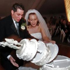 Cateva imagini de la nunti…care au mers prost :)