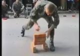 Mission Impossible – spartul cărămizii in armată