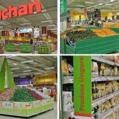 Marea deschidere Auchan Satu Mare: miercuri 4 decembrie, ora 10.00