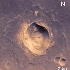 Fizician american: Viața pe Marte, distrusă de un ATAC NUCLEAR. URMĂM NOI?