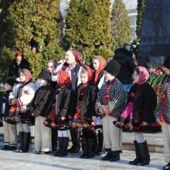 Unirea Principatelor Române, sărbătorită vineri la Negrești-Oaș