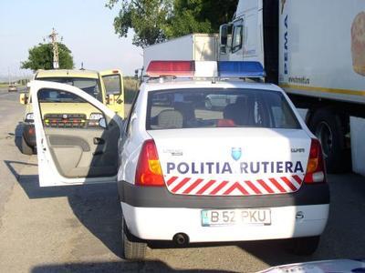 Dosar penal pentru un tânăr prins drogat la volan în Satu Mare