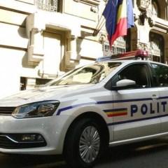 Bărbatul de 33 de ani din Satu Mare,  bănuit de distrugerea, cu autoturismul, a  unei terase se află în prezent în custodia poliţiei