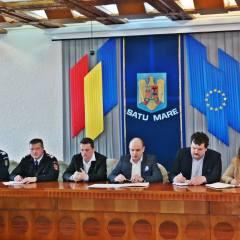 Sedinta extraordinara a CJSU Satu Mare