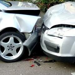 Accident rutier în orașul Livada