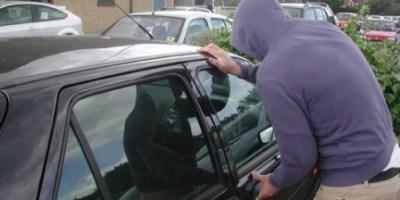 Persoană bănuită de săvârșirea mai multor furturi reținută de polițiștii sătmăreni