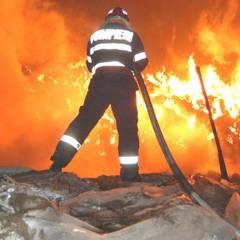 Pompierii satmareni au stins 9 incendii in aceasta minivacanta