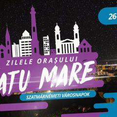 ZILELE ORASULUI SATU MARE 2017. Program complet al evenimentelor