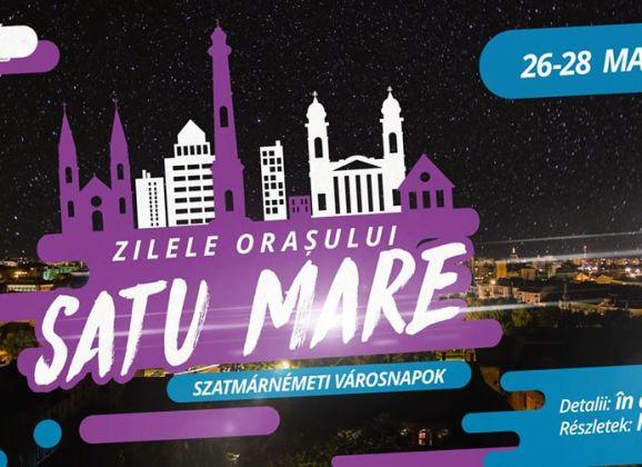 Au aparut primele detalii despre Ziua Orasului Satu Mare editia 2017