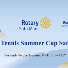 Rotary Tennis Summer Cup Satu Mare