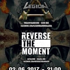 Concert Legion si Reverse The Moment la Satu Mare