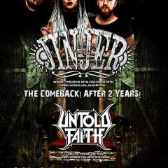 Cel mai asteptat concert rock din ultimii 2 ani in Satu Mare