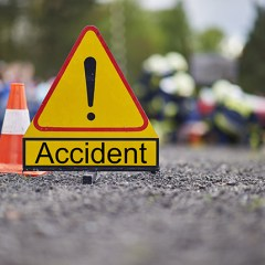 Accident rutier soldat cu decesul unei persoane in afara localitatii Paulian