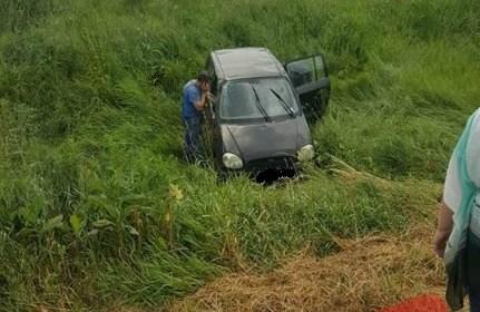 Accident la iesirea din Satu Mare spre Botiz! FOTO