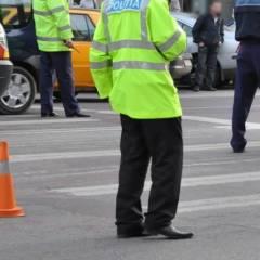 Pieton accidentat în timp ce traversa prin loc nepermis în municipiul Satu Mare