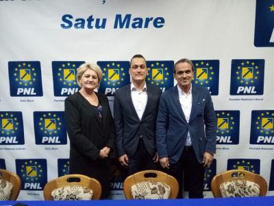 A fost aleasa noua componenta a Biroului Municipal TNL Satu Mare. Cine este noul presedinte?