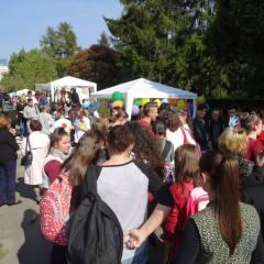 Tinerii sătmăreni sunt asteptati laFestivalul Voluntariatului