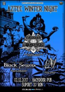 Incheierea concertelor metal in Satu Mare pe 2017 aduce in premiera pentru satmareni o trupa exotica din Statele Unite