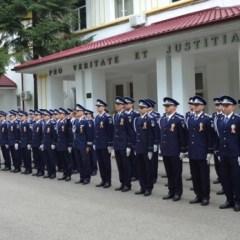 Traseu practic-aplicativ pentru admiterea la școlile de Poliție