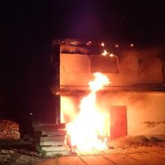 VIDEO Două incendii în Satu Mare și o tentativă de suicid la Carei, în cursul acestei nopți și dimineții