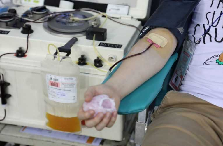 Covid-19: Shincheonji Church to Donate Plasma for the 2nd time as a Group