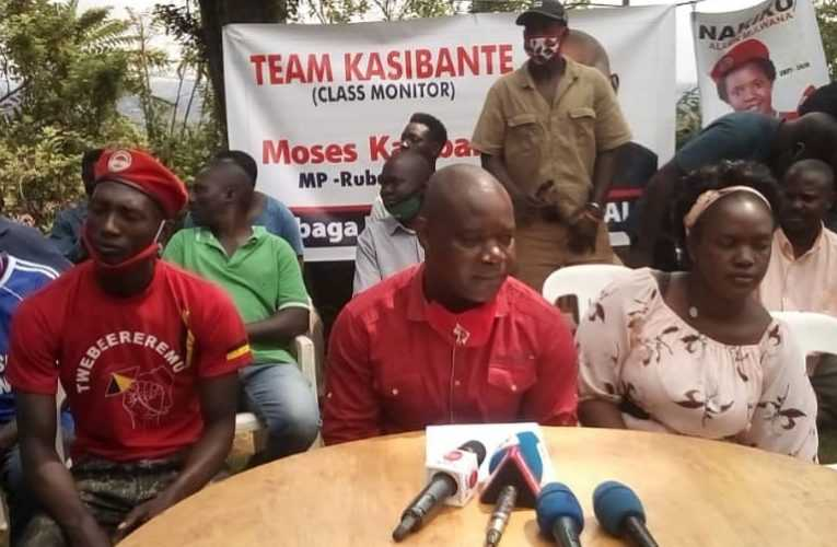 I'm Not Backing Out -Kasibante Vows To Run As Independent After Being Denied NUP Ticket
