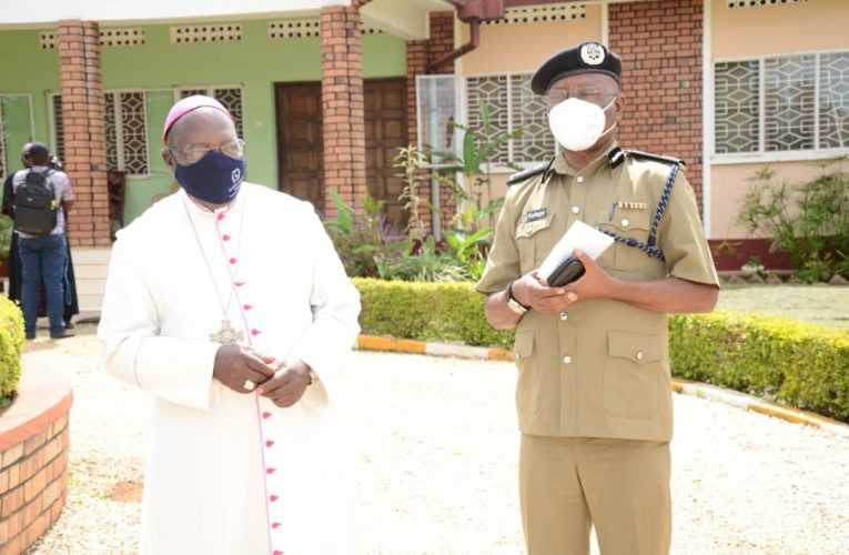 IGP Ochola Apologies to Teargassed Bishop John Baptist Kagwa