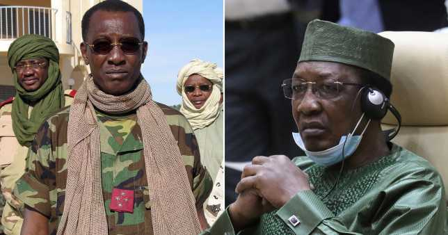 CHAD'S President Deby Dies over clash with rebels after winning sixth term-ARMY