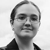 Поэт, критик и организатор Полина Громова (г. Тверь)