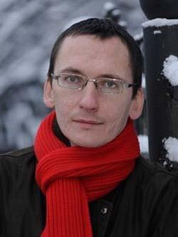 Поэт Илья Виноградов (г. Мурманск)