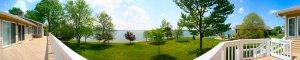 Smith Mountain Lake Panorama