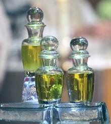 Holy oils