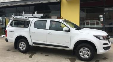 Toyota Hilux V2 Tradesman J Deck