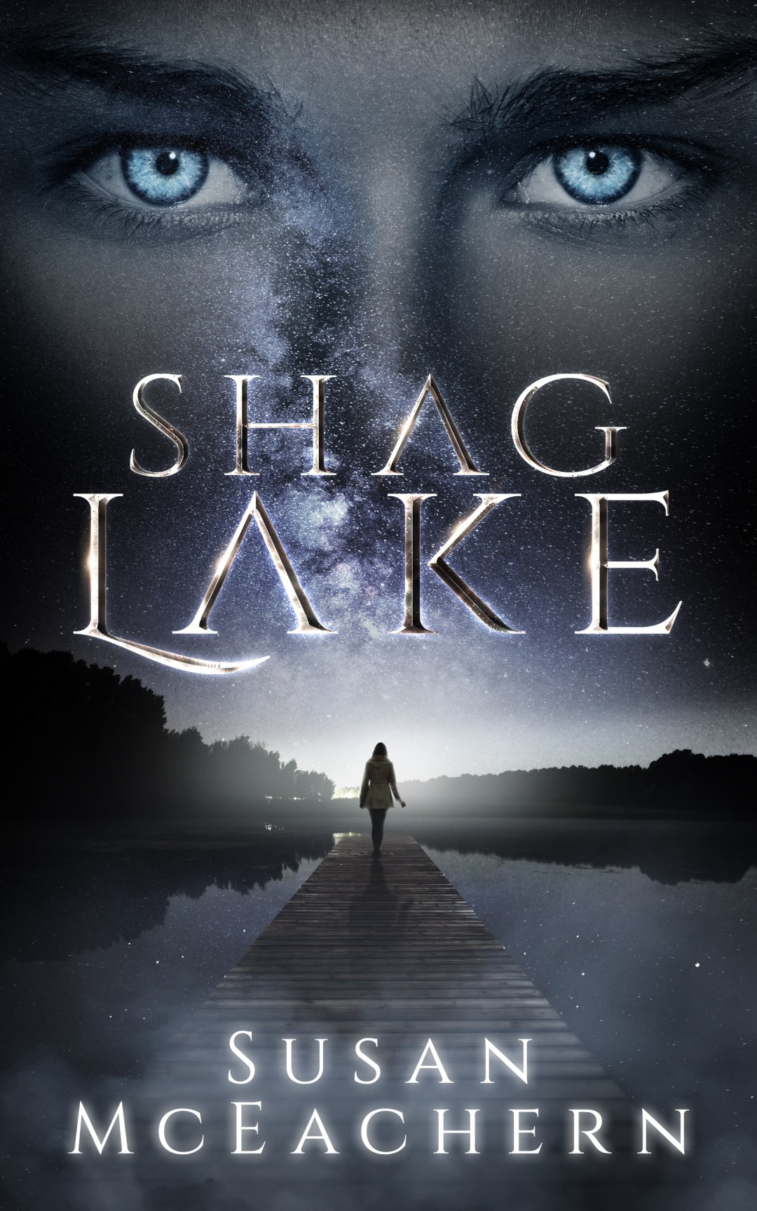Shag Lake, by Susan McEachern