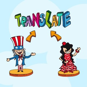 Translating between English and Spanish