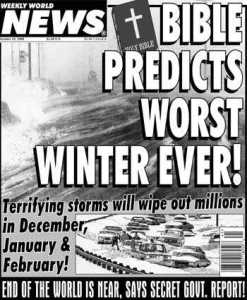 WWN: Bible predicts worst winter ever