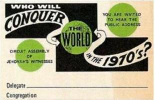 Conquer the world in the 70's