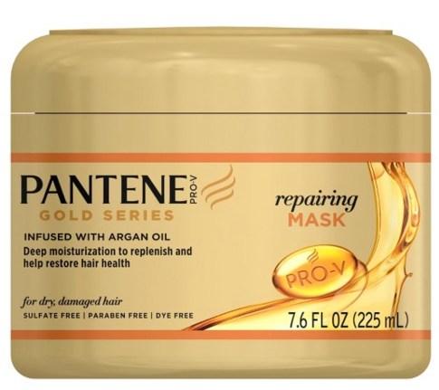 Pantene_Gold_Series_Repairing_Mask_-_7_6_oz___Target